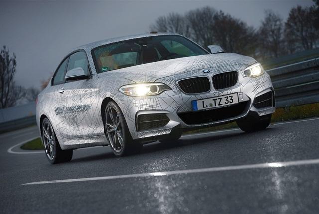 The BMW i3 courtesy of BMW.