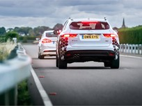 Jaguar Land Rover Advancing Connected Car Tech