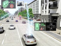 New Tech Helps Turning Left, Changing Lanes