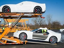 GM Ships 2015 Corvette Z06 Cars