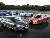 Holden Launches 2017 Commodore Marking Last Year of Domestic Production