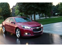 Chevrolet Malibu Recalled for Sunroof Controls