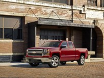 Chevrolet Silverado Design Simplifies Collision Repair