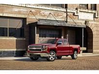 Chevrolet Silverado Design Simplifies Collision Repair