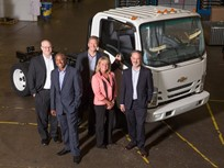 Chevrolet Low Cab Forward Trucks Headed to Dealers