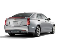 Cadillac ATS Recalled for Sunroof Switch
