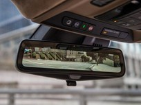 Cadillac CT6 Offers Rearview Mirror with Video