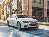 Chevrolet Malibu, Buick Verano Recalled for Park Lock