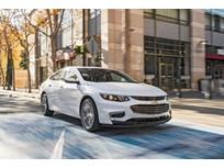 Chevrolet Malibu, Buick Verano Recalled for Park Lock