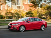 Chevrolet Cruze Cars Recalled for Headlights