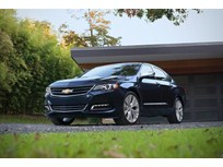 Chevrolet Impalas Recalled for Injury Risk to Children