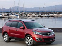 GM Recalls Traverse, Acadia, Enclave