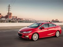 GM Recalls Cruze for Seat-Back Frames