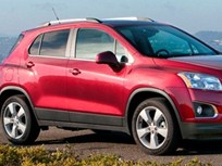 Chevrolet to Offer Trax Small SUV in Canada