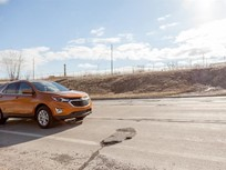 Chevrolet Shares 7 Tips for Pothole Season
