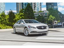 Buick LaCrosse Recalled for Suspension Issue