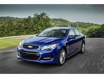 Chevrolet SS Sedans Recalled for Power Steering