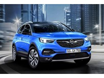 Opel Expands SUV Lineup with Grandland X