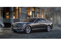 Cadillac to Offer PHEV CT6 Sedan
