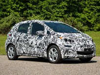GM Releases First Testing Photos of Bolt EV