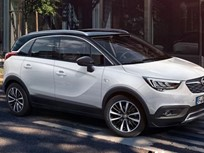 Opel Bringing Crossland X, Grandland X to Africa