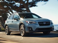 Subaru Provides 2018 Crosstrek Details