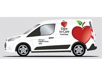 Ford Gives Transit Connect Vans for Hunger Relief