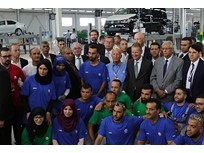VW Opens Assembly Plant in Algeria