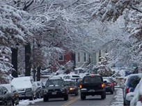 Historic Snow Storm Pummels East Coast