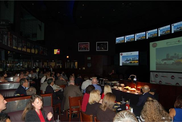 Nafa Psw Chapter Holds Annual La Auto Show Meeting News