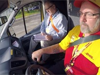 Chicago Courier Wins DHL's Safe Driving Rodeo