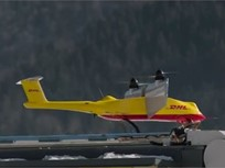 Video: DHL Tests Parcelcopter for Last Mile