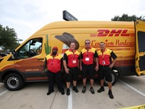 15 DHL Drivers Compete in Safe Driving Competition
