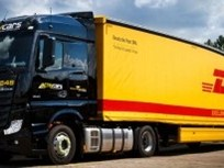DHL Introduces Teardrop Trailer in Fleet Serving Germany and France