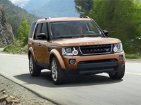 Faulty Seat Belts Prompt Land Rover Recall