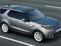 Land Rover Launches Commercial Discovery in the U.K.