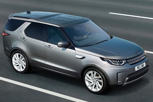 Land Rover Launches Commercial Discovery In The U K Top