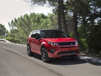 Land Rover Discovery Sport Recalled for Plate Lamps