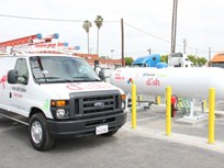 DISH Propane Autogas Vans Roll Onto SoCal Streets