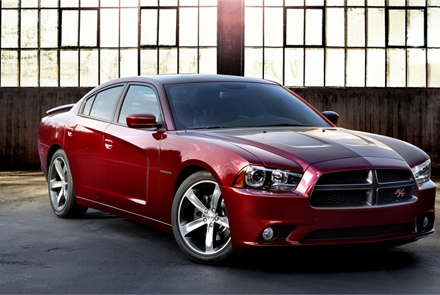 Photo of 2014 Dodge Charger courtesy of Chrysler.