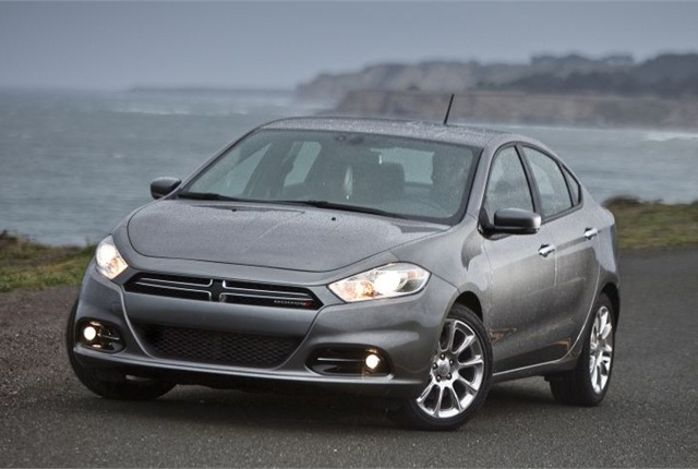 Photo of 2016 Dart courtesy of FCA US.