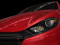 Chrysler to Introduce 2013 Dodge Dart Compact Sedan at Detroit Auto Show