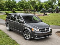 Dodge Grand Caravan Earns Top Van OTD for 2014-MY