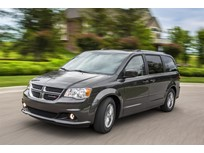 Dodge Grand Caravan, Jeep Wrangler Recalled for Brake Switches