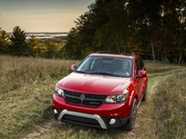 2018 Dodge Journey Adds Standard Third Row