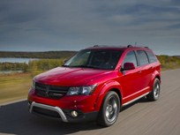 Dodge Offers 2014 Journey Crossroad SUV
