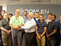 Donlen Contact Center Awarded for Customer Service