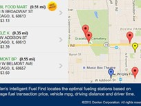 Donlen Adds Fuel-Station Locator to Mobile Apps