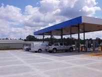 Clean Corridor Opens Alabama's Largest Public CNG Station
