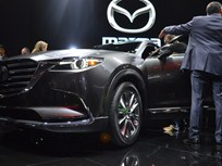 Mazda's 2016 CX-9 Prioritizes Fuel Efficiency